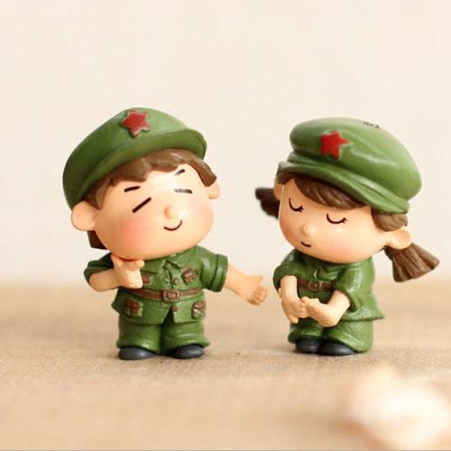 Cặp đôi người lính