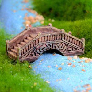 Cây cầu trang trí tiểu cảnh