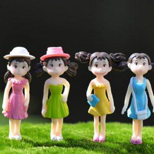 Nhân vật nữ mùa hè