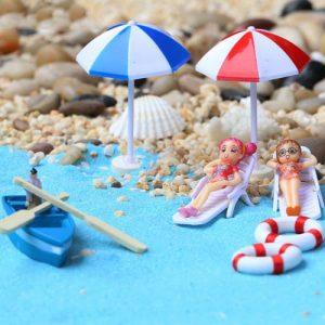 Ô che bãi biển