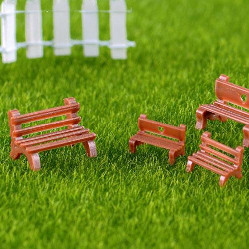 Ghế công viên 2 màu