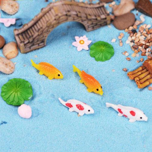 Bộ trang trí ao cá
